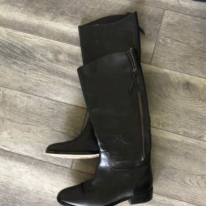Cole Haan leather boots SHIPPING NOT INCLUDED
